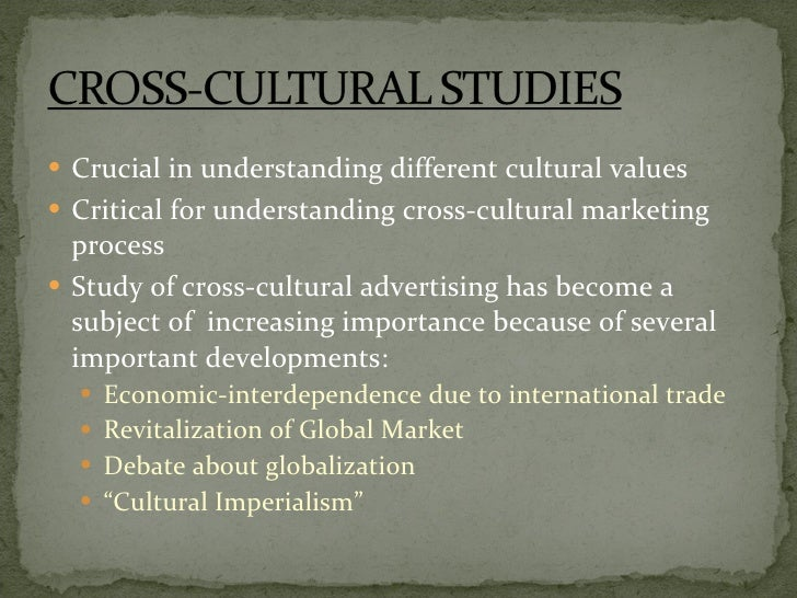 influence of cultural differences in marketing Cultural differences in business by dennis hartman - updated september 26, 2017 one of the results of increased globalization in the world economy is the frequent interaction of different cultures in the business world.