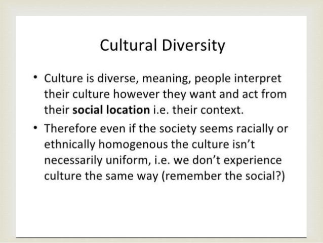 positive effects of diversity in society