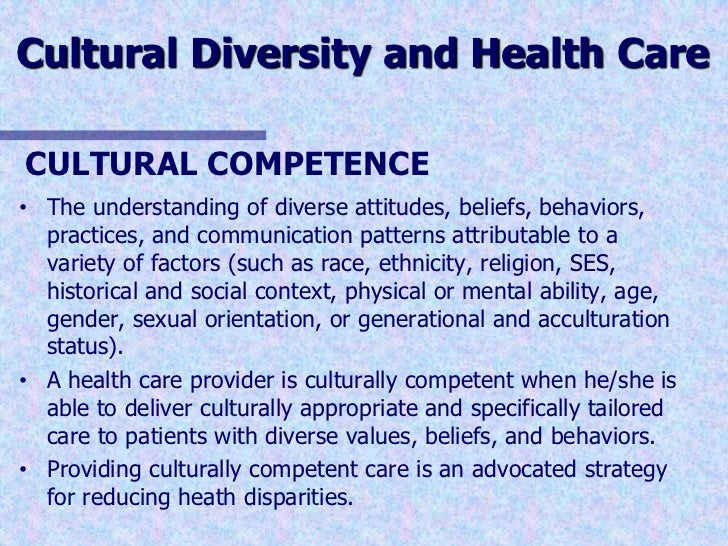 intercultural communication and identity in health care Intercultural competence is a range of effective intercultural communication relates to behaviors that culminate with the accomplishment of health care.