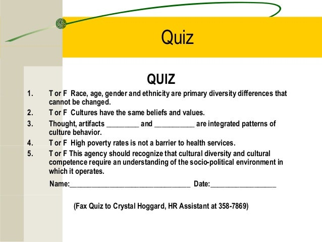 cultural diversity quiz World culture general knowledge quiz test your world culture general knowledge and general awareness with our world culture questions and answers on jagranjoshcom multiple choice format with a.