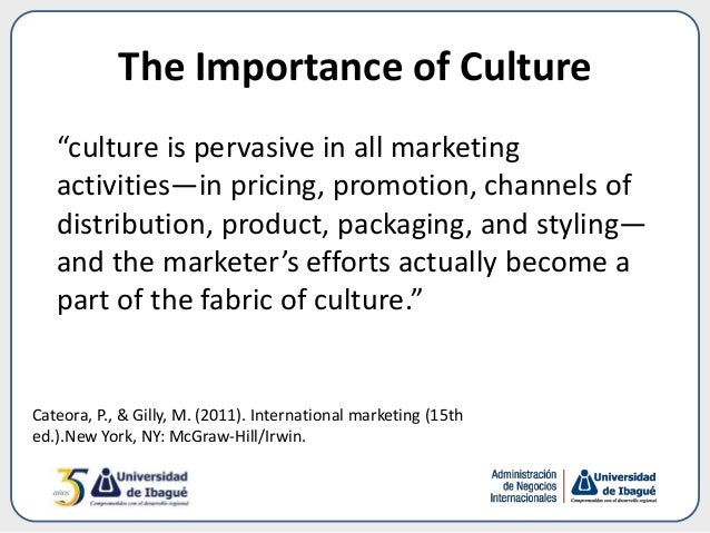 """culture is pervasive in all marketing And i realized how pervasive the messages in  whole package comes """"for free"""" from one of the marketing  of popular culture all."""