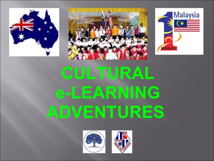 CULTURAL e-LEARNING ADVENTURES
