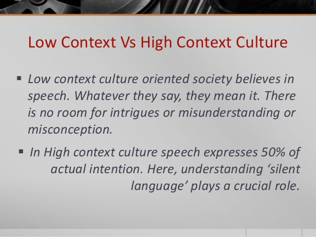 cultural orientations and their impact on We examine the influence of culture on consumer behavior with a particular focus  on  to capture horizontal/vertical cultural orientations at the individual level.