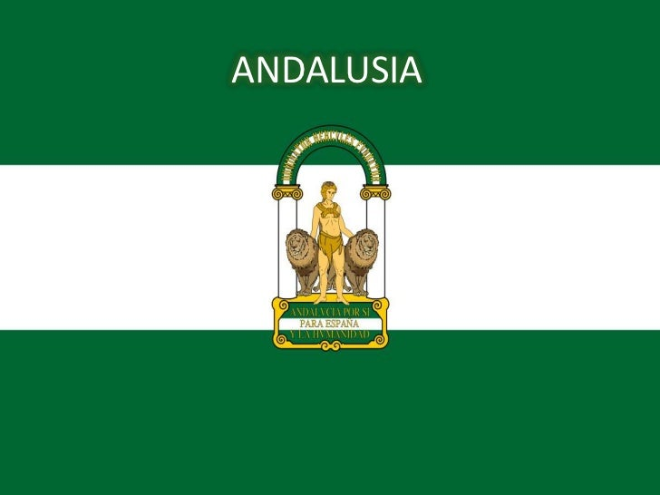 ANDALUSIA<br />