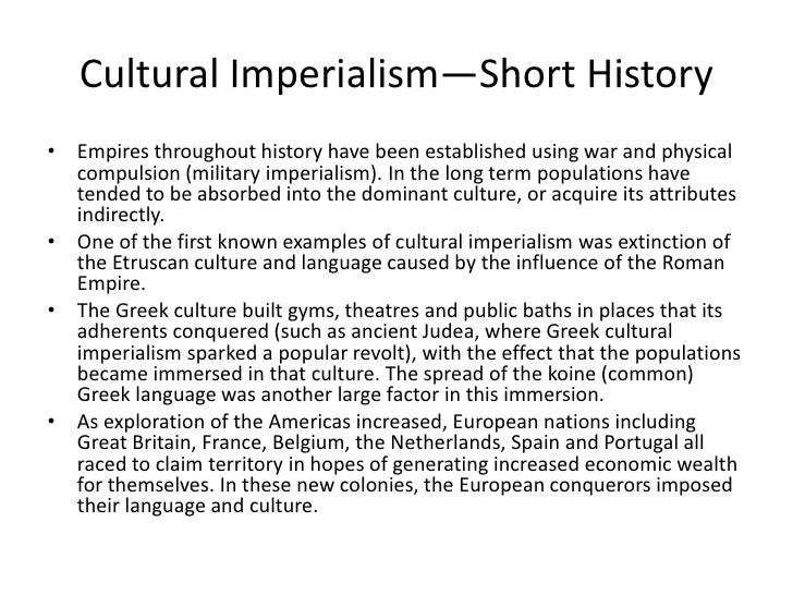 essay cultural imperialism otro  historical collections for the national digital library library of congress american memory this expansive archive of american history and culture