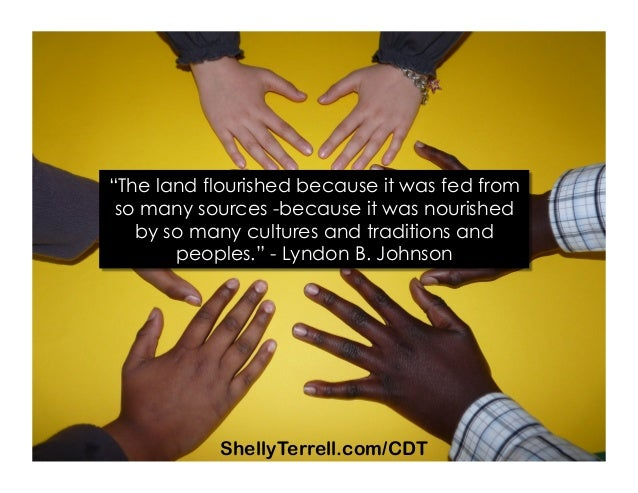 Multiculturalism and the Culturally Diverse Classroom Slide 2