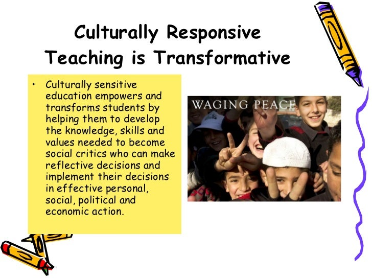 teaching abroad a culturally appropriate education Why international experience is essential for nurses many nurses state they feel inadequate and uncomfortable in providing culturally appropriate and sensitive care to clients of an ethnicity different from their own affiliated with rainbowsig nafsa ivpa forum on education abroad wyse.