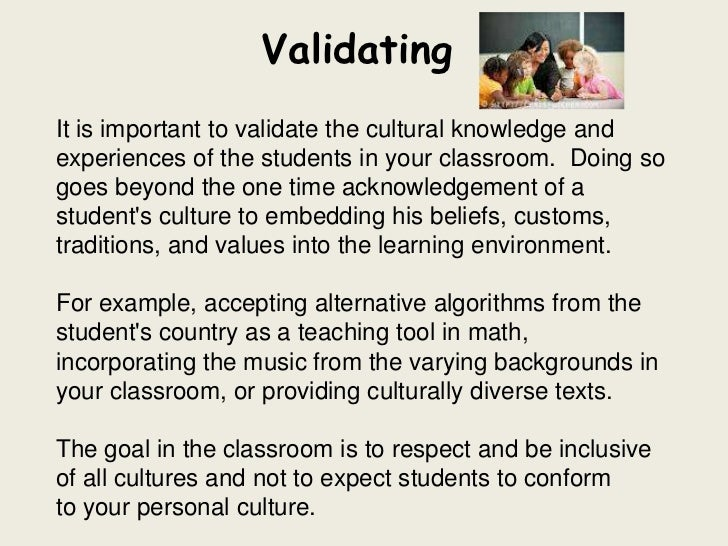 """antibias and culturally relevant curriculum """"anti-bias training and culturally responsive teaching are critical to ensuring a  welcoming learning environment for all students,"""" spokesman."""