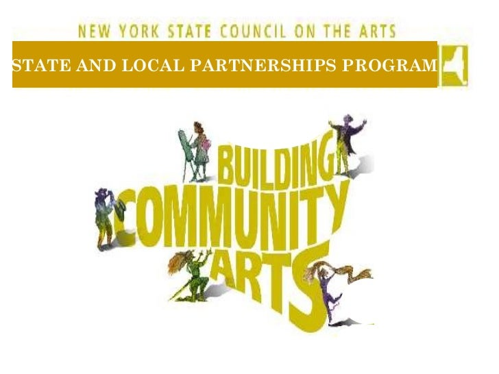 STATE AND LOCAL PARTNERSHIPS PROGRAM