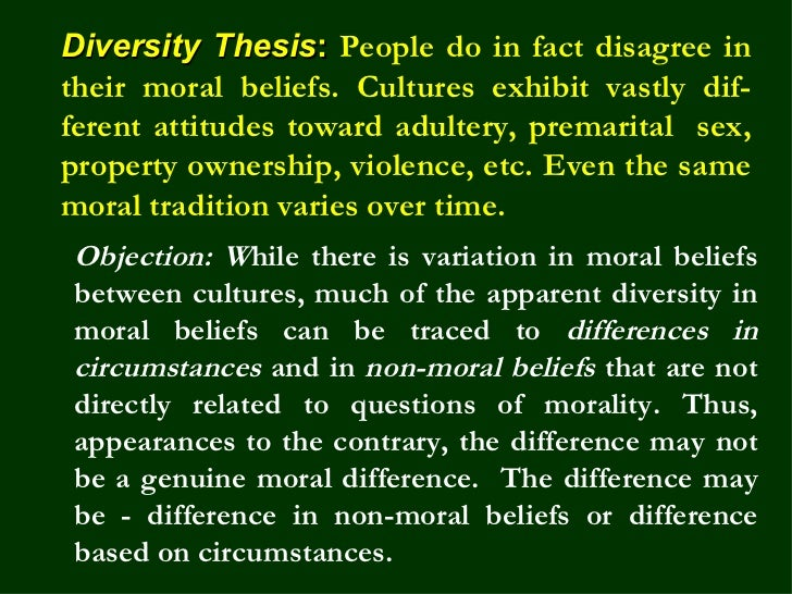 james rachels cultural relativism essay Free essay: phil1001 essay evaluate rachel's arguments against cultural relativism cultural relativism, as defined by the stanford encyclopedia of philosophy is the thesis that a person's culture strongly influences her modes of perception and thought most cultural relativists add to this.