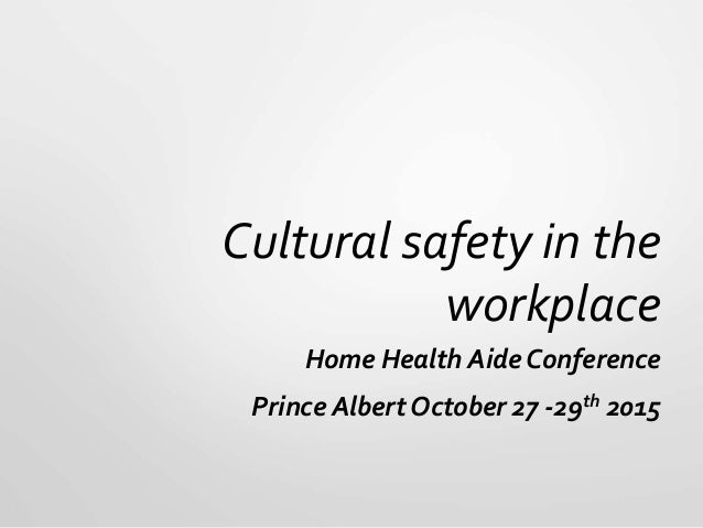 cultural safety session 4 Reflection on the concept of cultural safety canadian journal of occupational therapy, 79, 151-158 doi: 102182/cjot20127934 submitted: 11 august, 2011.