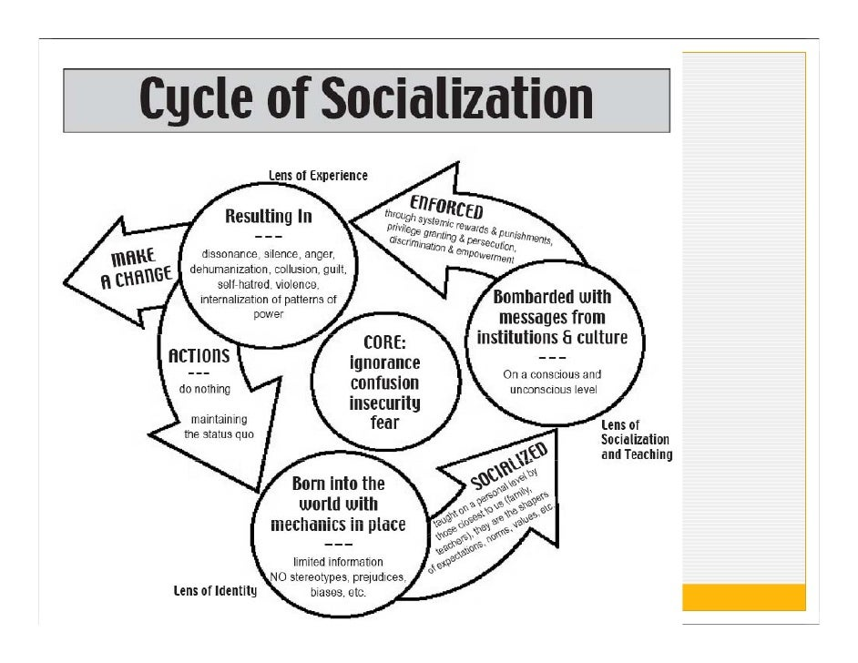 cultural socialization