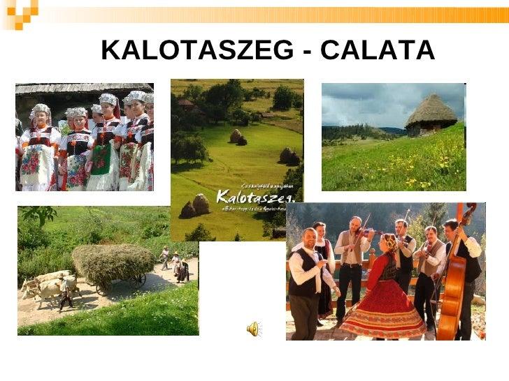 KALOTASZEG - CALATA