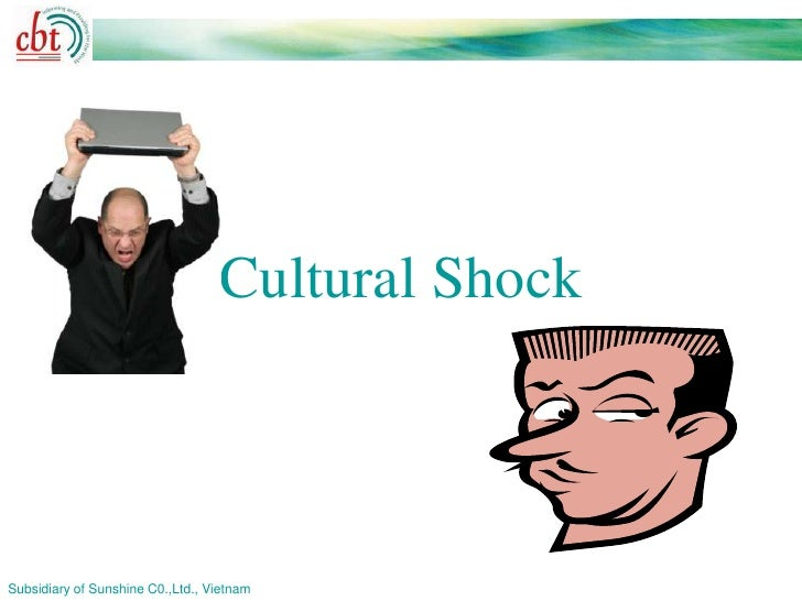 Cultural ShockSubsidiary of Sunshine C0.,Ltd., Vietnam
