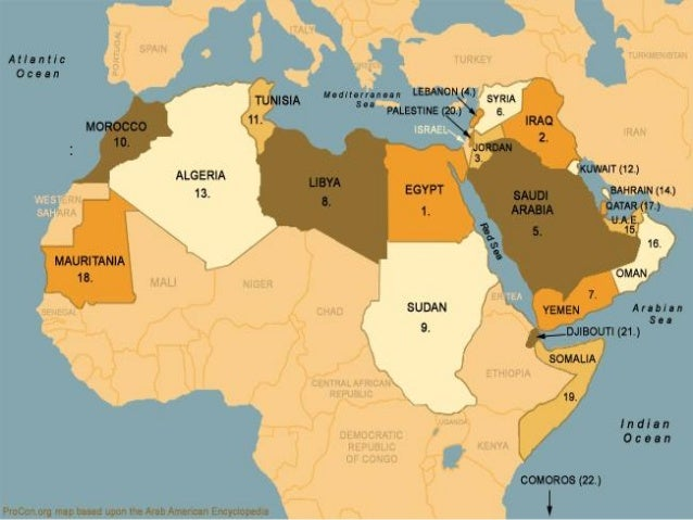 Cultural Standards of the Arab World