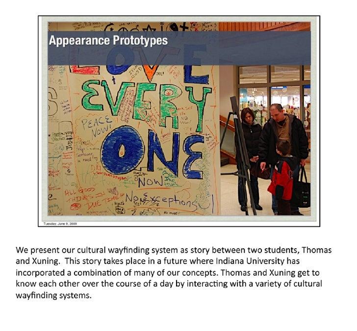 Cultural Wayfinding