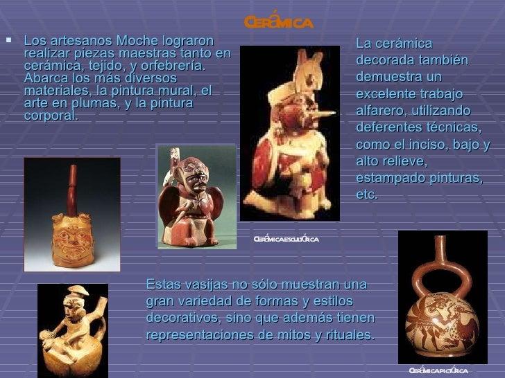 Cultura moche Slide 3
