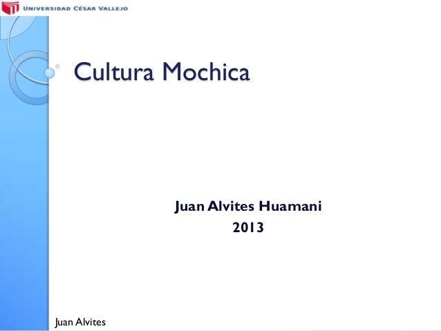 Cultura mochica Slide 1