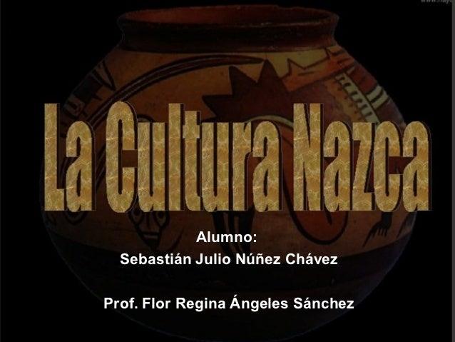 Alumno:  Sebastián Julio Núñez ChávezProf. Flor Regina Ángeles Sánchez