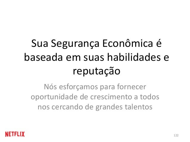 Sua Segurança Econômica é baseada em suas habilidades e reputação Nós esforçamos para fornecer oportunidade de crescimento...