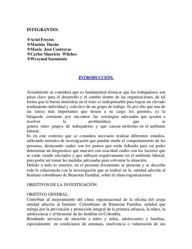 INTEGRANTES: Ariel Freytes Mariela Durán María José Contreras Carlos Mauricio Wilches Wreyned Sarmiento INTRODUCCIÓN....