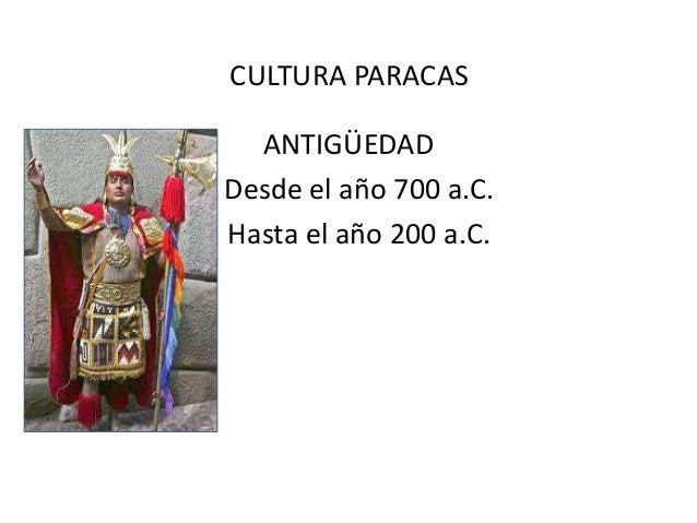 Cultura paracas Slide 2