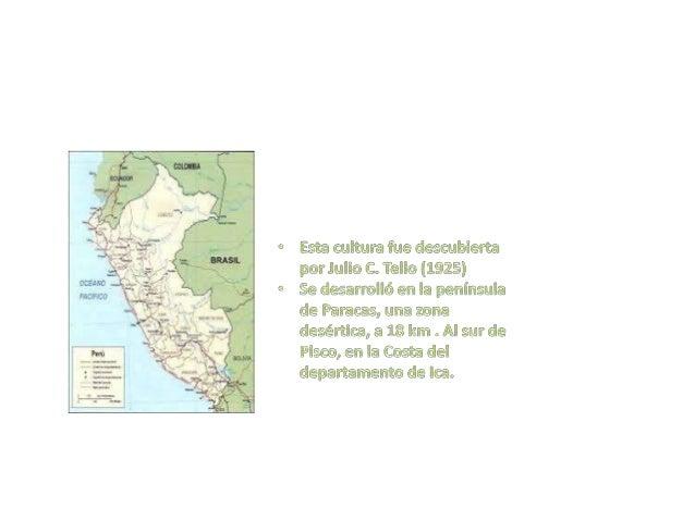 Cultura paracas Slide 3