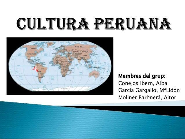 Membres del grup: Conejos Ibern, Alba García Gargallo, MªLidón Moliner Barbnerá, Aitor