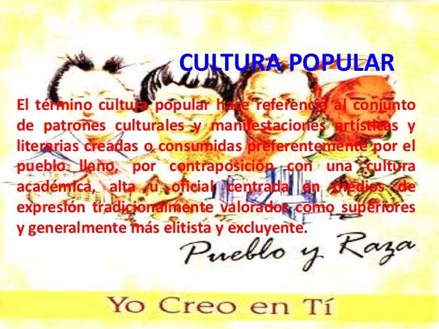 Cultura popular juegos tradicionales.- Slide 2
