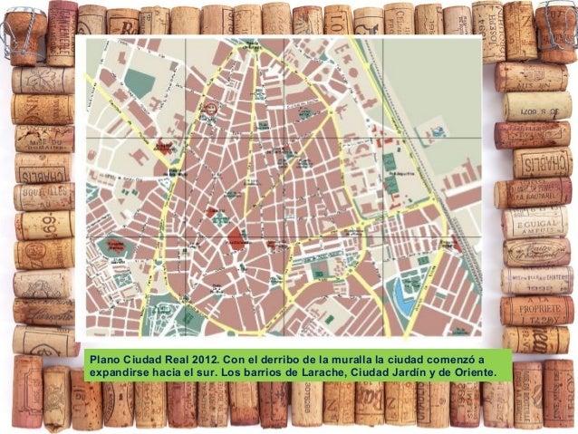 Cultura popular y cambio social toni y marino - Plano de ciudad real ...