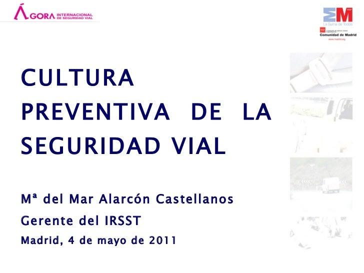 Cultura preventiva seguridad vial en las empresas - Empresas interiorismo madrid ...