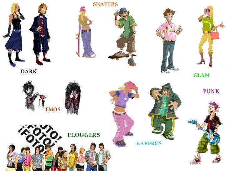 Culturas juveniles - Dibujos juveniles ...