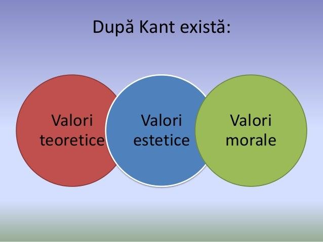 Exemple de valori morale