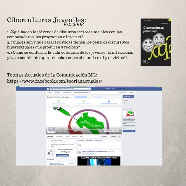 CIBERCULTURAS JUVENILES URRESTI EBOOK
