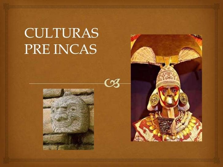 CULTURASPRE INCAS