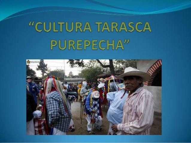 """""""ORIGEN DE LA CULTURA"""" Ocupando principalmente el oriente de Michoacán, sus inicios se remontan al año 1,200 D.C. y su esp..."""