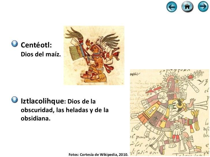 La mitología Tolteca Lo poco que se sabe de los Toltecas se basa en las leyendas que sobre ellos contaban los Aztecas. Var...