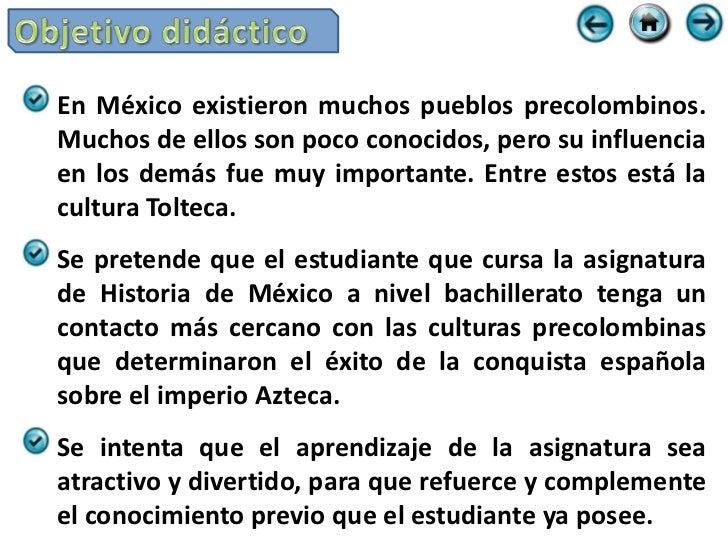 Extensión territorial                             Los Toltecas                            vivieron                        ...