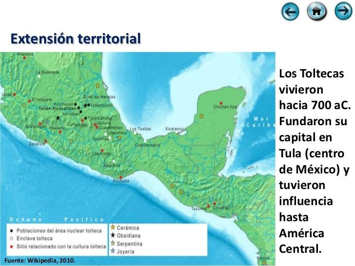 Hitos de la cultura Tolteca A diferencia de los Aztecas y los Mayas, se conoce poco su contribución a la medicina, astrono...