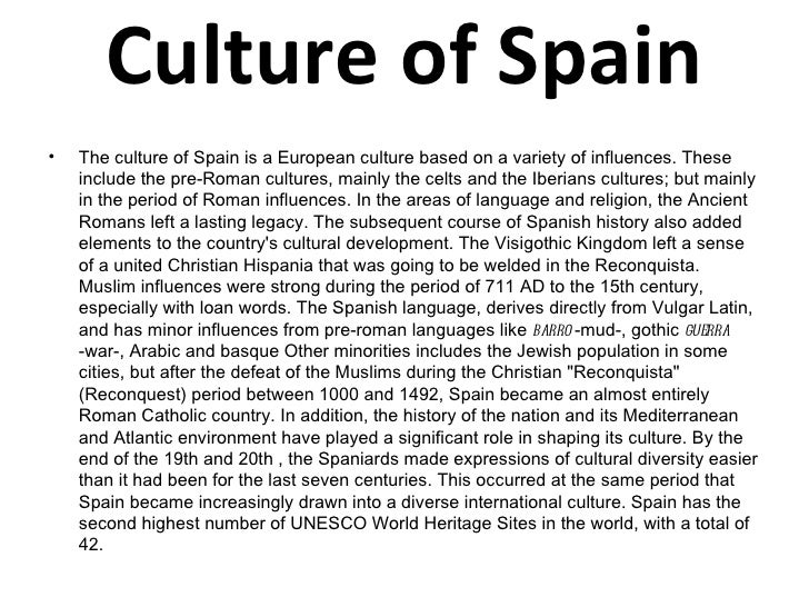 cultural influences during pre spanish period The filipinos during the pre-spanish period wielded tremendous influence in the political aspect in the philippines during the spanish colonization period.