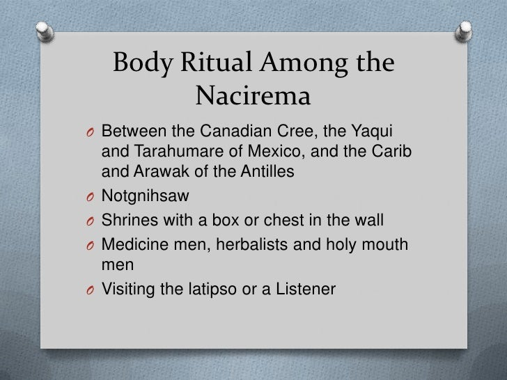 "how to write an essay introduction about body ritual among the  ""body ritual among the nacirema"" rhetorical analysis essay there can be no question as to the validity of these nine vocalic phonemes for each is attested"