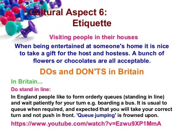 Etiquette When Visiting Someone S Home