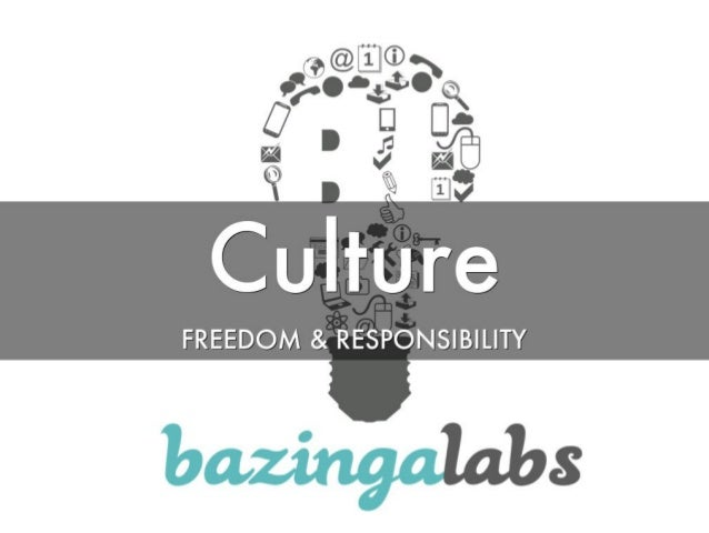 Culture at BazingaLabs