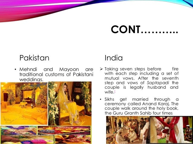 differences between candian and pakistani culture Cultural diversity in pakistan: national vs provincial cultural diversity in pakistan: there exists a difference between national culture and provincial.