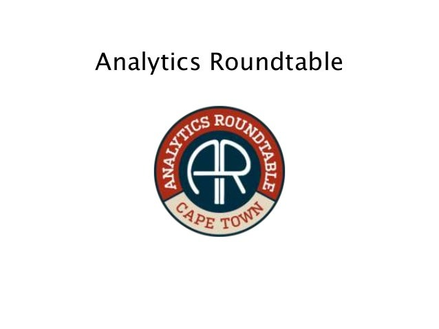 Analytics Roundtable