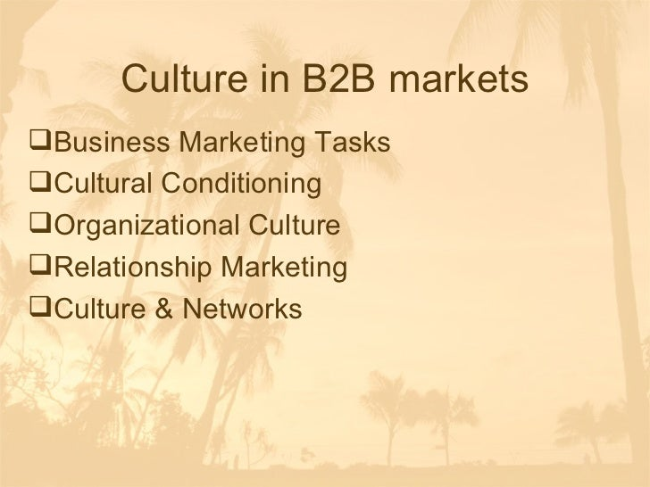 international marketing culture issue Cross-cultural differences in management communication issues and cultural implications international journal of business and social science.