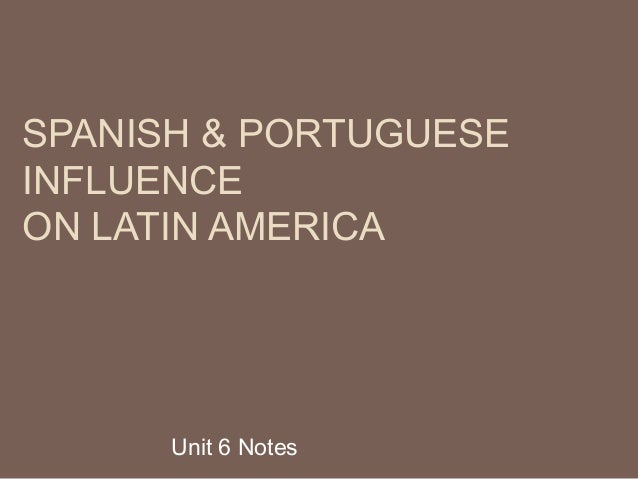 an analysis of latin america and spanish cultures 2018-8-1  ba in languages and cultures with elective certification - spanish concentration  cultures of spanish america: language and linguistics:  (lat 301 for latin.
