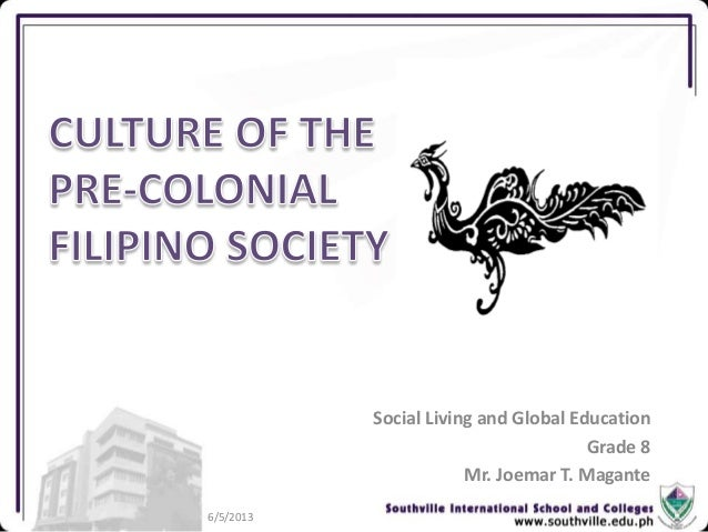 culture and civilization of the philippines