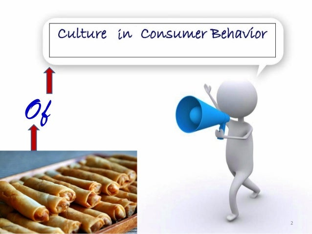 culture and consumer behavior Advances in consumer research volume 1 , 1974 pages 145-153 the context of social, cultural, and consumer behavior gordon a haaland , university of new hampshire [associate professor, department of psychology, university of new hampshire] this paper suggests a context for theory and.