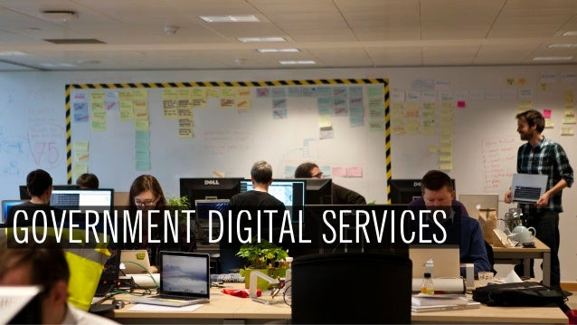 24 GOVERNMENT DIGITAL SERVICES